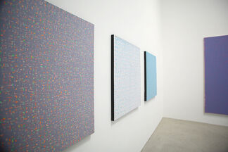Ahn Young-il, installation view
