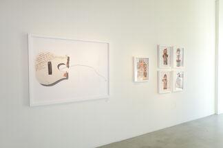 Geoff Moore, installation view
