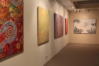 My Country, installation view