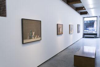 William Bailey, installation view