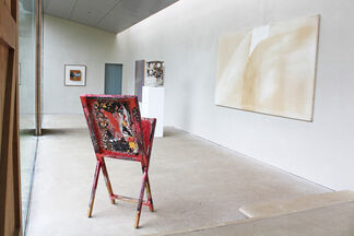 Painting a Century: works by Modern British artists, installation view