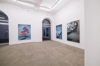 Malerei, installation view