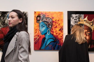 The Winter 2017 Show, installation view
