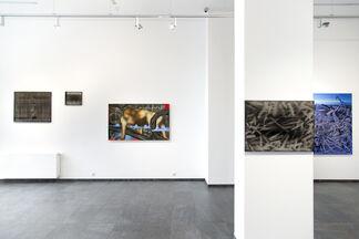 Mateusz Piestrak | Stream not found, installation view