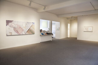 Catherine Wagner and Travis Collinson, installation view