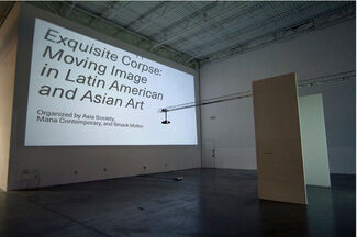 Exquisite Corpse: Moving Image in Latin American and Asian Art, installation view