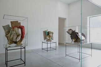 Peter Buggenhout, installation view