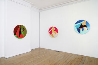 Samara Adamson-Pinczewski: Sinuous Spheres, installation view