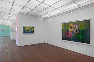 Miles Aldridge: One Black&White and Twenty Four Colour Photographs, installation view
