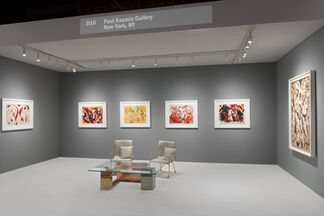 Paul Kasmin Gallery at ADAA: The Art Show 2017, installation view