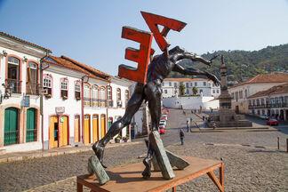 Lendas & aparições   Ouro Preto, installation view