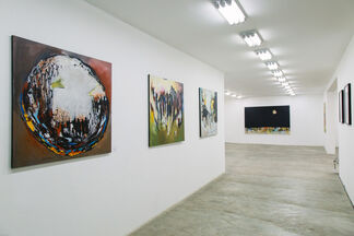 Addis Calling II: Group Show, installation view
