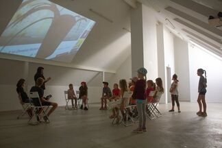 Nomadic Radical Academy 2020: The Good, The Bad, and The Art, installation view