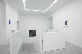 MARIO NIGRO. The structure of existence, installation view