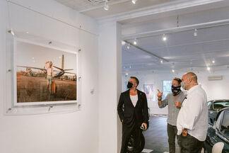 Osborne Macharia: Stories of Future Past, installation view