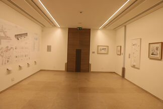 The City in The City, installation view