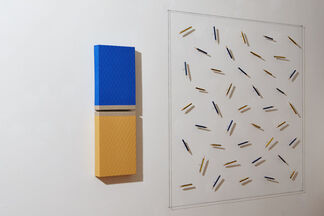 Hanging Repetition, installation view