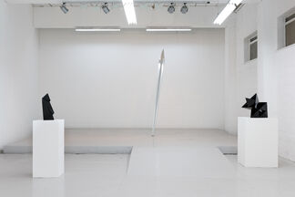 Mohammed Qasim Ashfaq CLEAR BLACK SMOKE, installation view