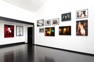 HUMANCOMEDY: a journey through the Circles populated by Nan Goldin, Yasumasa Morimura and Andres Serrano, installation view