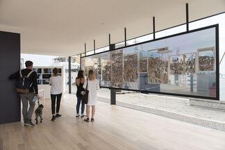 """Hope!"", Pavilion of Ukraine at the 56th International Art Exhibition – la Biennale di Venezia, installation view"