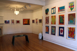 Tongues of Flame, installation view
