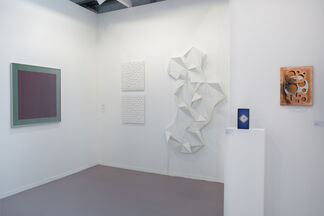 Galerie Denise René at Art Brussels 2017, installation view
