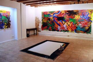Jantus en Galeria Cor, installation view