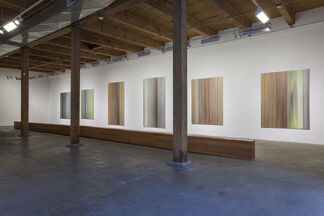 Anne Lindberg: walking as I stand, installation view
