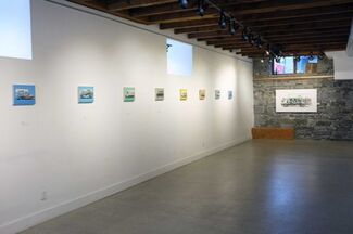 Kevin Cyr: Hommage, installation view