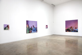 Jarvis Boyland: On Hold:, installation view