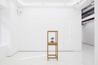 Hans Rosenström: a u g u s t, installation view