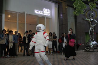 aVanTGaRde oN sPeEd-Samson Young Solo Exhibition, installation view
