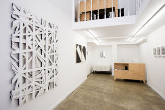 Diagonal by Graphic Surgery, installation view