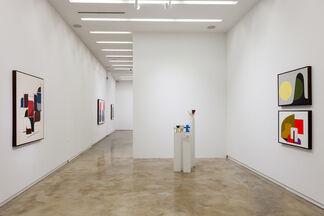Egret, installation view