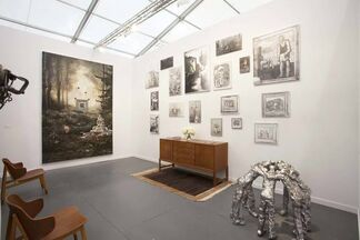 Stephen Friedman Gallery at Frieze NY 2014, installation view