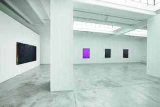 Mimmo Rotella. Blanks, installation view