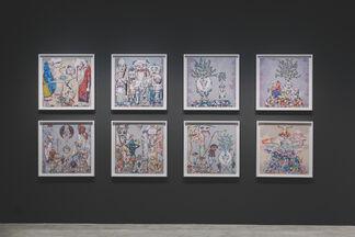 STPI at IFPDA Fine Art Print Fair Online Fall 2020, installation view