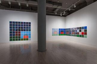 Jennifer Bartlett: Addresses (1976-1978), installation view