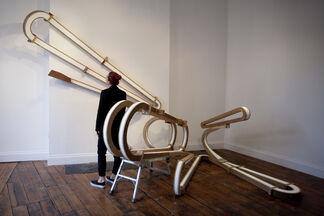 Rodrigo Sassi | In Between | London, installation view