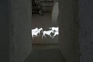 Avish Khebrehzadeh - Time Past Hath Been Long, installation view