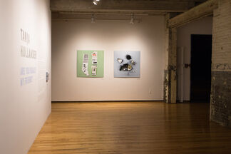 Tanja Hollander: Are you really my friend?, installation view