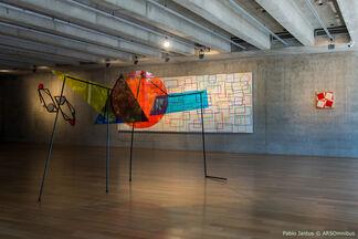 Pensar en abstracto, installation view