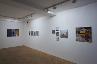 The View From Here, installation view