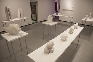 Alicia Ehni: Mapping Stone, installation view