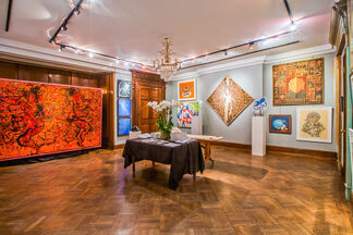 Deep and Unknown: from Dunhuang to the Himalayas, installation view