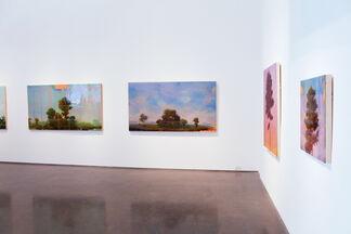 "Peter Hoffer: ""Work in Progress"", installation view"