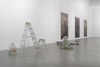 Simultaneity Biases, installation view