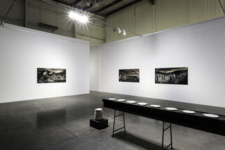 Larissa Sansour: In the Future They Ate From the Finest Porcelain, installation view