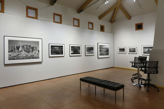 Mitch Dobrowner: STILL EARTH | STORMS, installation view