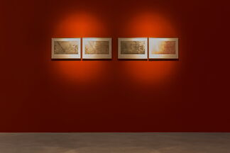 Yan Shanchun: A Decade of Paintings and Prints, installation view